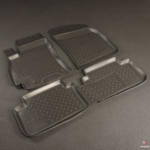 Ковры Chevrolet LANOS (NPL) 1450 руб