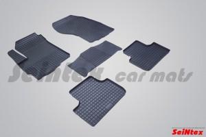 Ковры Citroen C4 AIRCROSS 2012 (seintex сетка) 1650 руб