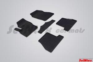 Ковры  Ford FOCUS III 2011 (seintex сетка) 1600  руб