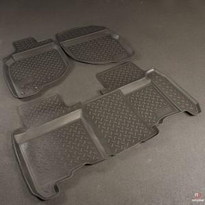 Ковры Honda JAZZ 2004 (NPL) 1650 руб