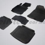 Ковры Hyundai  ELANTRA 2011  (seintex борт) 1500 руб