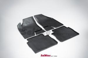 Ковры Hyundai  SANTA FE II 2006-2010  (seintex сетка) 1700 руб
