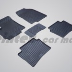 Ковры Hyundai  SOLARIS 2010  (seintex сетка) 1600 руб