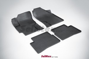 Ковры Hyundai VERNA (seintex сетка) 1600 руб