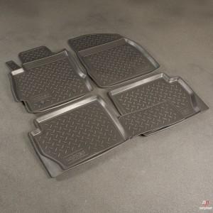Ковры Mazda 2  2007 (NPL) 1650 руб