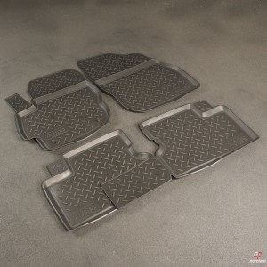 Ковры Mazda 3 2009 (NPL) 1450 руб