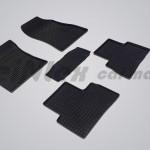Ковры Nissan JUKE  (seintex сетка) 1700 руб