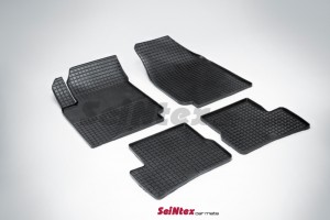 Ковры Nissan MICRA 2003- (seintex сетка) 1600 руб