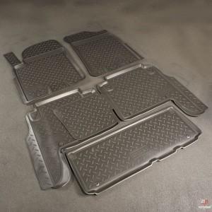 Ковры Nissan PATROL 2010 -(NPL) 2000 руб