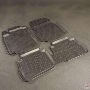 Ковры Nissan TIIDA 2007- (NPL) 1500 руб