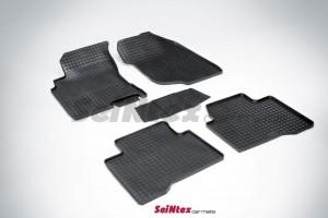 Ковры Nissan X-TRAIL 2001-2007 (seintex сетка) 1650 руб