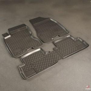 Ковры Nissan X-TRAIL 2007- (NPL) 1500руб