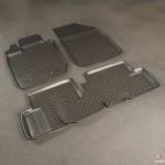 Ковры  Renault DUSTER 2 AWD  (NPL) 1600  руб