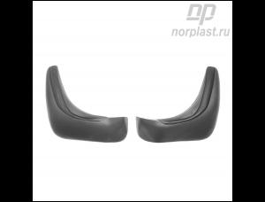 Terrano (2014) (2WD/4WD) (задние)